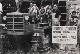 Vendita trattori usati multimarca di qualit da oltre 10 anni for Consorzio agrario piacenza trattori usati