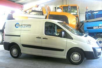 assistenza trattori usati