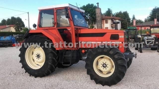 trattore usato Same LASER 100 DT