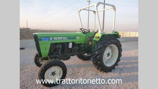 trattore usato Agrifull 40