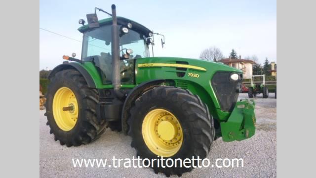 trattore usato John Deere 7930