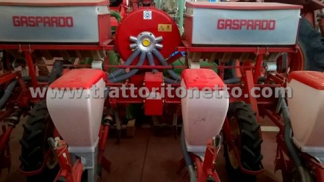 trattore usato varie GASPARDO SP 540