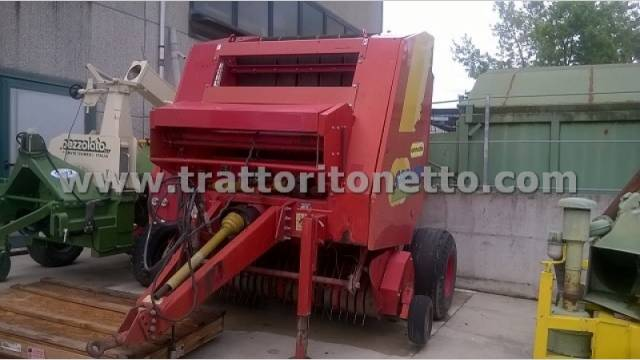 trattore usato varie ROTOPRESSA FERABOLI SPRINTER 165