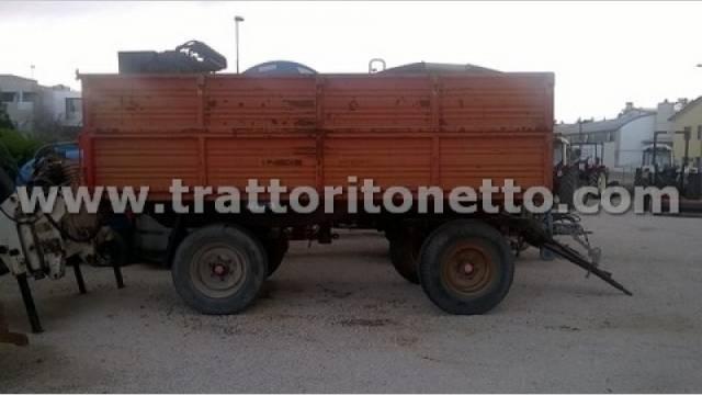 trattore usato varie RIMORCHIO 4X2