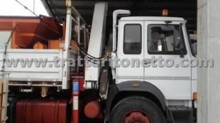 varie AUTOCARRO FIAT IVECO 165-24