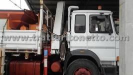 trattore usato varie AUTOCARRO FIAT IVECO 165-24