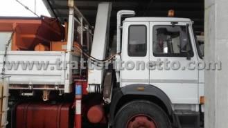 varie AUTOCARRO FIAT IVECO 165-24, Macchina usata