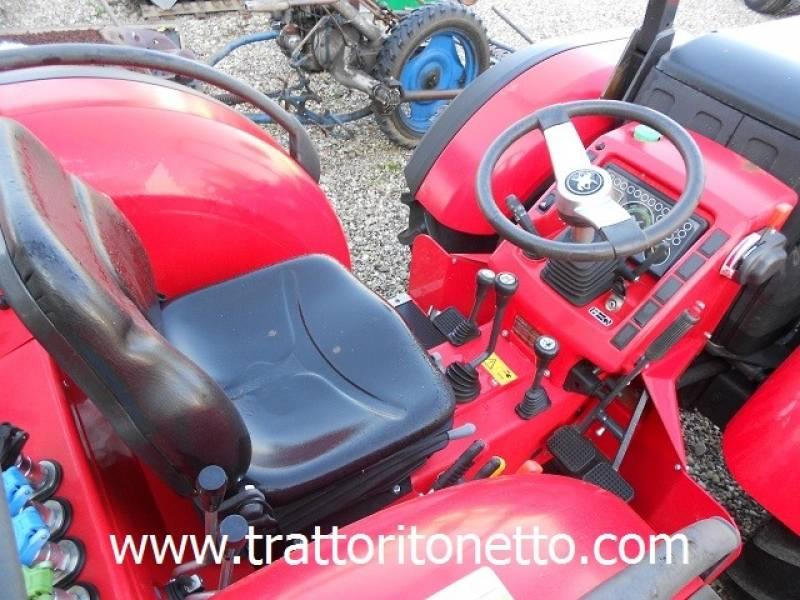 Vendita trattore usato Carraro 7800 Tgf, 70 cv,2009
