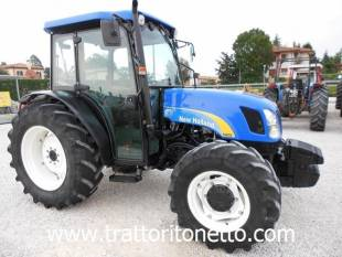 Sell tractor used new holland tn 85 used tractor for New holland 72 85