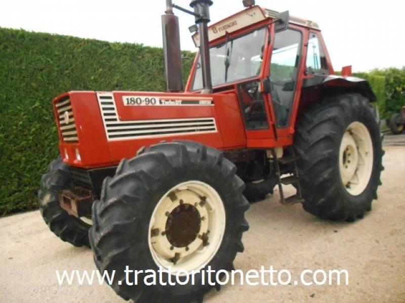 Vendita Trattore Usato Fiat 180 90 180 Cv