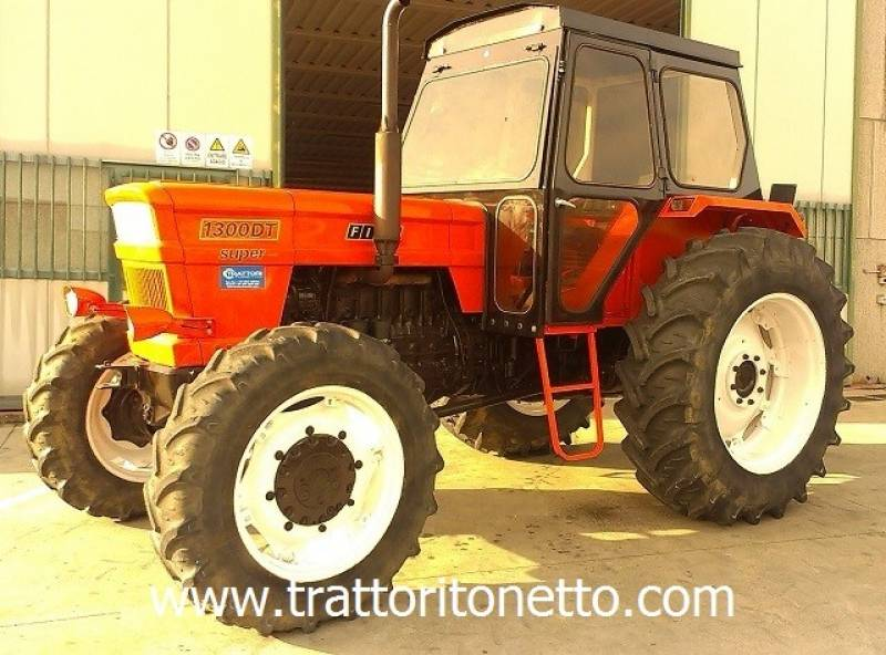 Sell tractor used Fiat 1300 Super » Used Tractor on