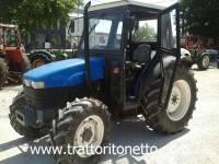 trattore usato New Holland TN 55