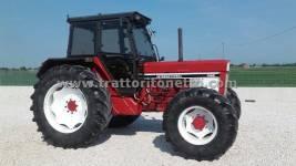 trattore usato Case INTERNATIONAL 1055