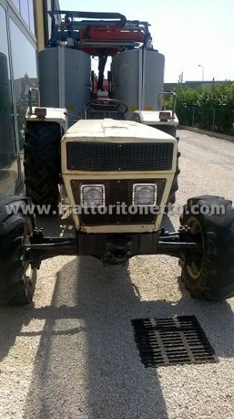 sell tractor used lamborghini r 603 dt » used tractor