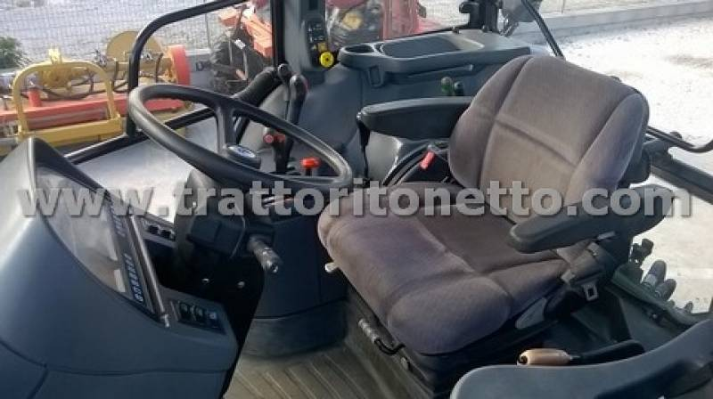 Sell tractor used New Holland Ts 115 » Used Tractor
