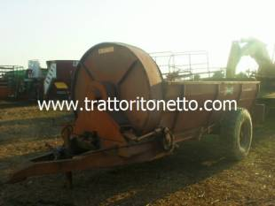 trattore usato varie SPANDILETAME BERTUOLA OMOLOGATO 50QL