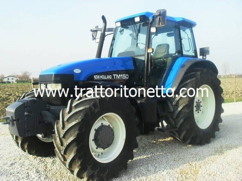 Sell tractor used New Holland New Holland Tm 150 » Used