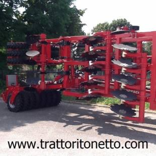 varie PREPARATORE HORSCH TIGER 3MT