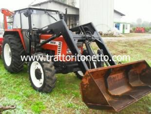 trattore usato Fiat FIAT 766 DT